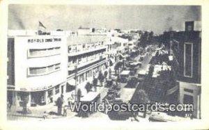 Allenby Rd Tel-Aviv, Israel postal Used Unknown