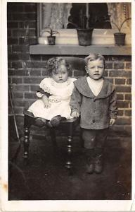 2 Small children Child, People Photo Unused