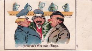 AS: GERMANY, 00-10s; Decorated German Mugs, FMB