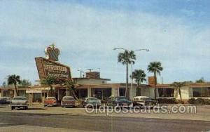 Daytona Beach Florida USA Morrison's Imperial House Restaurant Old Vintage An...