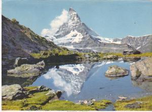 Switzerland Matterhorn Le Cervin