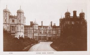 RP: Bawdsey Manor , FELIXSTOWE , Suffolk , England , 00-10s
