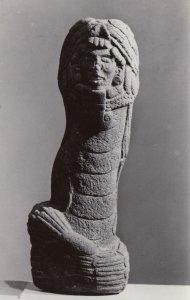 RP: Mexico , 50-60s ; Figure of Quetzalcoatl