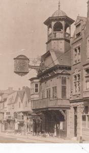 RP: Guildford, Surrey England, 00-10s : Guild Hall Clock