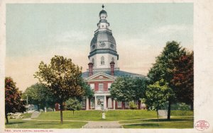 ANNAPOLIS, Maryland, 1900-1910s; State Capitol