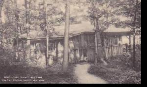 New York Central Valley Camp Summit Lake Echo Lodge Y.M.C.A Artvue