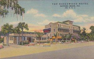 Riviera Hotel Daytona Florida Curteich