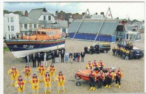 RNLI Aldburgh Lifeboats 12-34 Freddie Cooper & D-520 Bob Savage PPC, Unposted