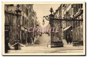 Old Postcard Nancy Rue Gambetta