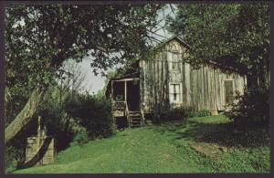 Old Home Place of Loretta Lynn,Van Lear,KY Postcard