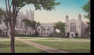Michigan Ann Arbor The Law Quadrangle University Of Michigan  Albertype