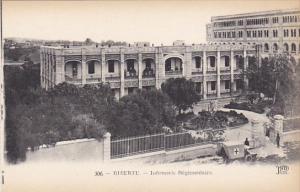 Tunisia Bizerte Infirmerie Regimentaire Military Hospital