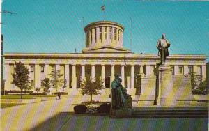 Ohio Columbus State Capitol and McKinley Memorial