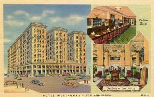 OR - Portland, Hotel Multnomah (Multi-view)