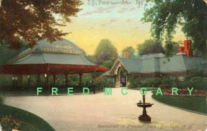 1907 Brooklyn NY PC: French Restaurant in Prospect Park