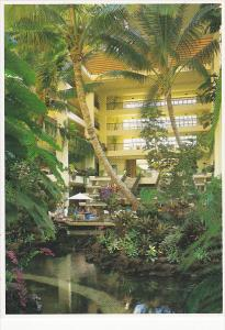 Hawaii Kohala Coast Grande Atrium Mauna Lani Bay Hotel