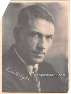 Victor Mc Laglen Movie Star Actor Actress Film Star Postcard, Old Vintage Ant...