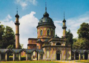 Germany Schwetzingen Schlossgarten Die Moschee