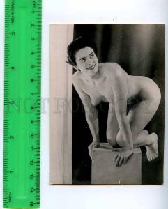 213239 RUSSIA nude girl on pedestal photo