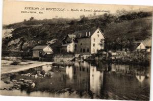 CPA Environs de Montlucon-Moulin de Lavault-Sainte-Anne (262416)