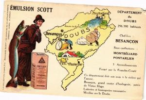 CPA Département du DOUBS 296.595 habitants Chef-lieu BESANCON (183112)