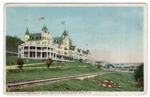 Bretton Woods, White Mts., N.H., The Mount Pleasant Hotel