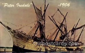 Peter Iredale, 1906 Northern Oregon OR Unused