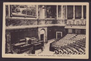 Congress Hall,Versailles,France BIN