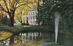 New York P O Castile Glen Iris Inn Home Of William Pryor Letchworth Built In ...
