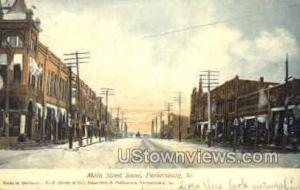 Main Street Parkersburg IA 1907