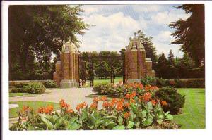 Jackson Park Gates Windsor Ontario,