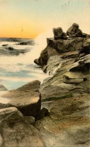 ME - Ogunquit. Pulpit Rock
