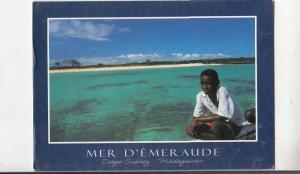 BF28180 madagascar mer d emeraude types   front/back image