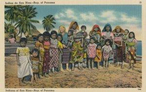 Panama , 00-10s ; Indians of San Blas