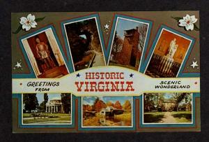 VA Greetings from VIRGINIA Richmond Mabry Mill Kenmore