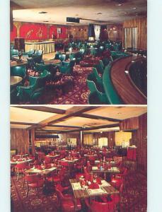 Pre-1980 SEVEN NATIONS ENGLISH RESTAURANT Dayton Ohio OH hs5511