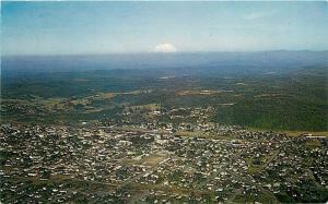 Centralia Washington~Birdseye City Panorama~Homes~Business~Highways~1950s PC