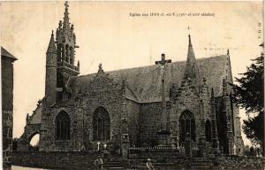 CPA AK Église des Iffs (XV et XVI siecles (584752)