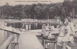 Pennsylvania Tamiment Waterfront Camp Tamiment
