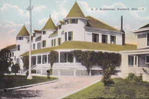 BRAINERD, Minnesota, 1900-1910's; N.P. Sanitarium