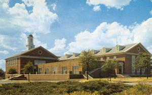 Dallas TX Southern Methodist University~Student Center: Bowling Alley A/C 1950s