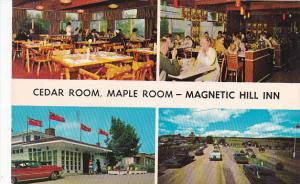 Canada New Brunswick Magnetic Hill Cedar Room Mape Room