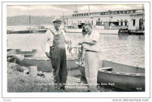 Fishing , Kentucky State Park , 30-40s