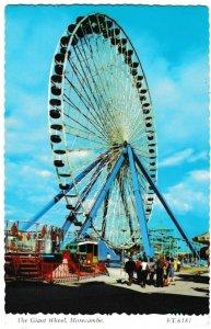 Postcard Lancashire Morecambe The Giant Wheel