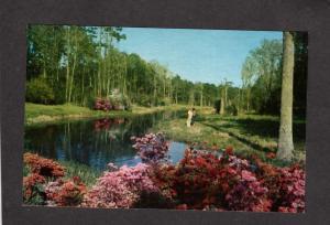 MS Beauvoir Jefferson Davis Civil War Military Biloxi MISSISSIPPI MISS Postcard