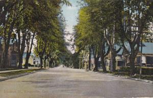 KINGSVILLE , Ontario, Canada, PU-1928 ; Division Street