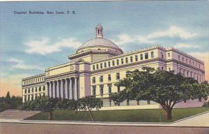 Puerto Rico San Juan Capitol Building