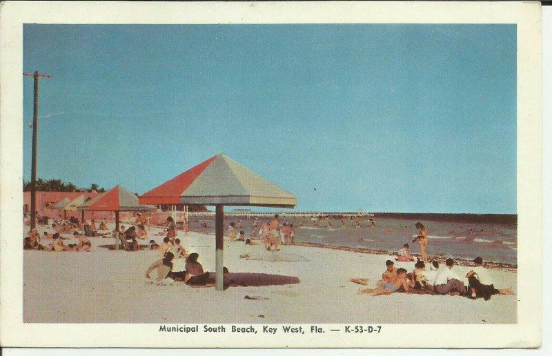 Key West,Fla., Municipal South Beach