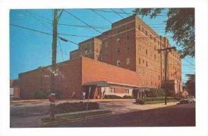 Greenville General Hospital, Greenville, South Carolina, 40-60s