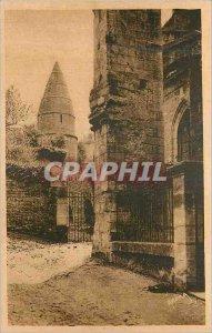 Postcard Old Sarlat Lantern of the Dead (XII Century)